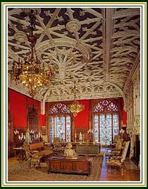 the gothic room